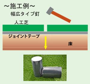 ジョイントテープ施工例イメージ